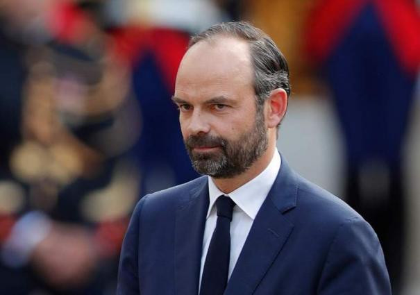 France to launch international contest to rebuild Notre-Dame spire: Prime Minister Edouard Philippe