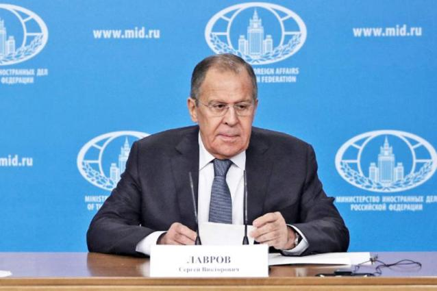 Syria's Constitutional Committee Formation Not Hindered by Situation on Ground - Lavrov