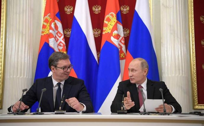 Serbia Grateful to Russia for Support in National Sovereignty Protection- Foreign Minister