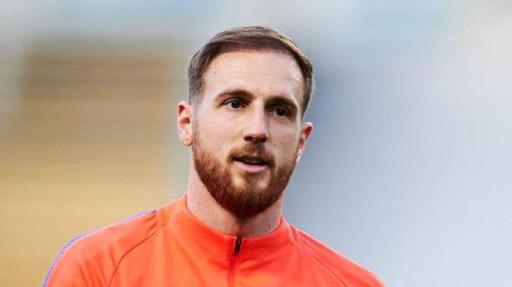 Oblak signs new Atletico contract until 2023