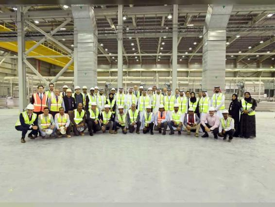 Phase 2 of Jebel Ali Sewage Treatment Plant completed