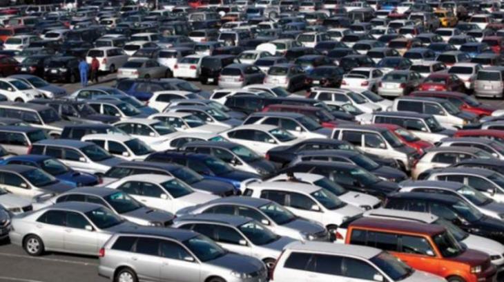 Registered vehicle in ICT cross over 979,398