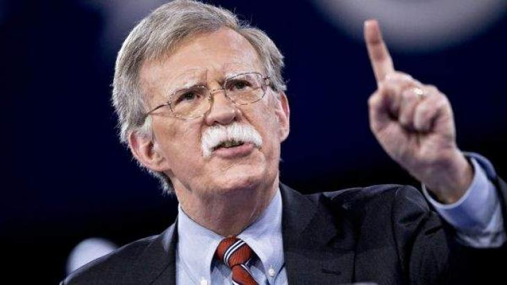 US to Keep Taking 'Strong Actions' Against Governments Supporting Maduro - Bolton