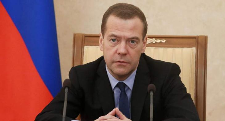 Russian Sanctions-Hit State-Owned Companies May Get Dividends Relief - Medvedev