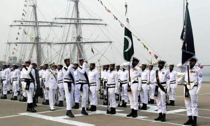 Recruitment in Pak Navy for civilians to complete on April 24