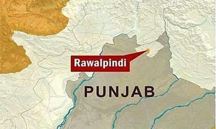 Four suspected dacoits arrested in Rawalpindi