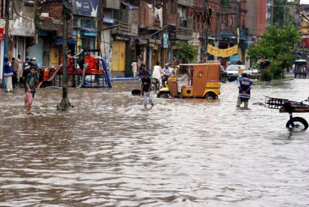 Recent rainy spell: line departments alerted