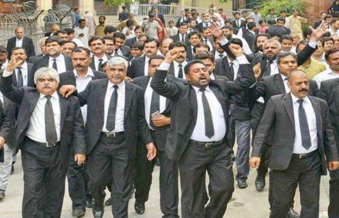 Lawyers to hold protest on April 18