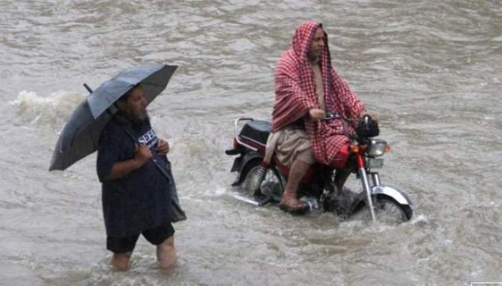 Rain kills six, injures 23 in last 24 hours in KP: Official