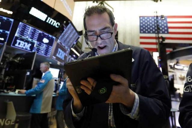 China data lift US stocks but IBM weighs on Dow