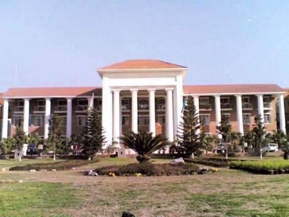 Dr. Qamar-uz-Zaman assumed the Charge of Pir Mehr Ali Shah Arid Agriculture University Rawalpindi