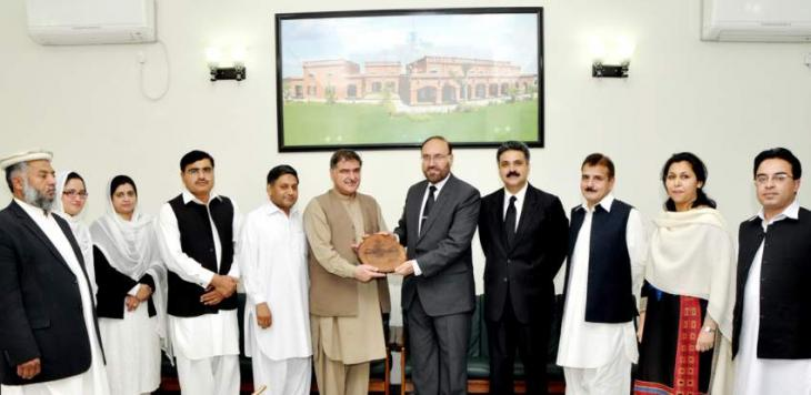 Inaugural Ceremony of   Research Cycle-I held at Federal Academy