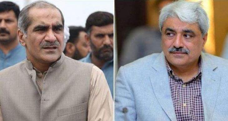 Court extends judicial remand of Khawaja brothers till May 2