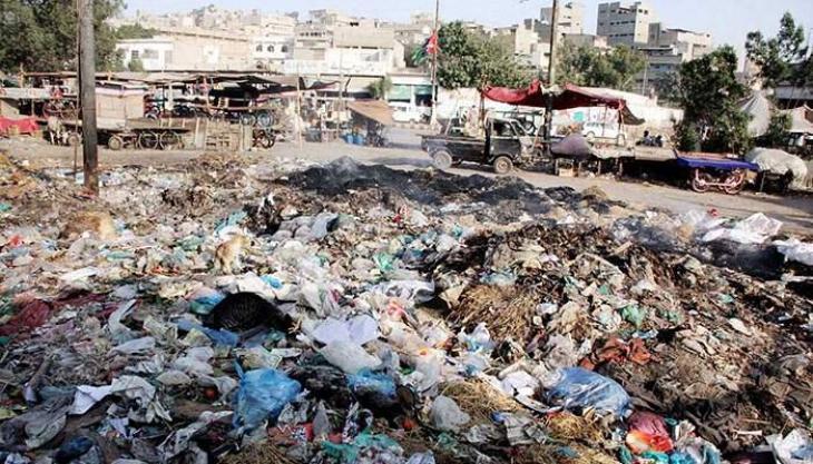 Multan Waste Management Company (MWMC for imposing debris dumping fine
