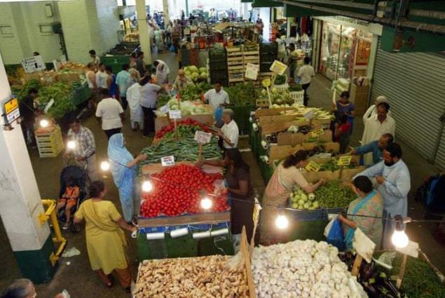 Weekly bazaar gets expensive for poor