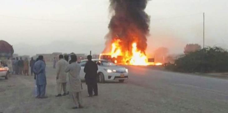 Zubaida Jalal condemns attack on passenger buses in Balochistan