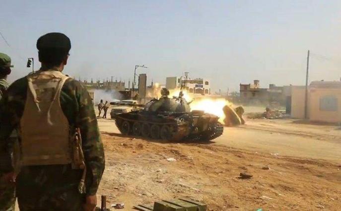 Fake news war: in Libya, battles also rage on social media