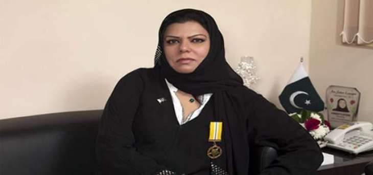 Sehar Kamran condemns killing of 14 passengers in Makran