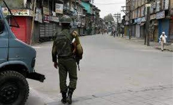 Strike, shutdown in Kashmir against Indian elections