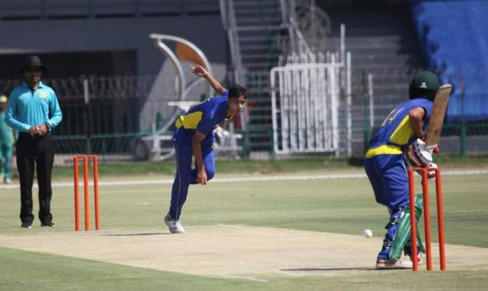 Centuries by Sameer and Kashif in U16 practice match