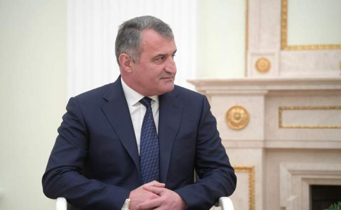 South Ossetia, Syria Forming Intergovernmental Commission - South Ossetian President