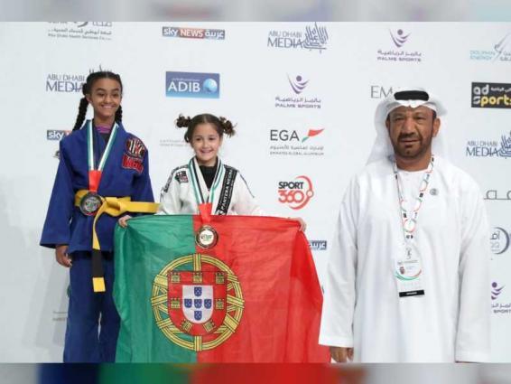 UAE girls power to glory in Abu Dhabi world Youth Jiu-Jitsu Championship