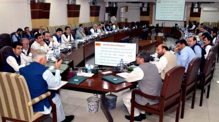 Influential PTI leaders vying for ministries in KP cabinet reshuffle