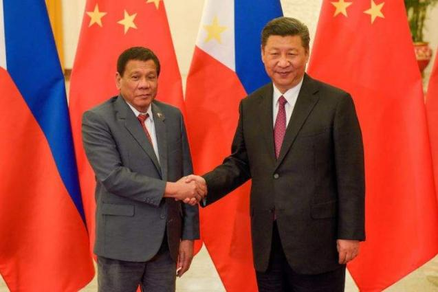 Duterte May Discuss Buying Chinese Arms With Xi at BRI Summit - Defense Undersecretary