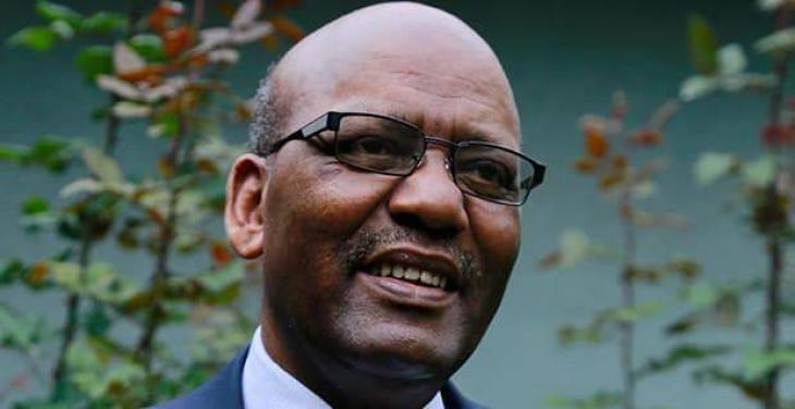 Former President of Ethiopia Negasso Gidada Passes Away Aged 75 - Prime Minister's Office