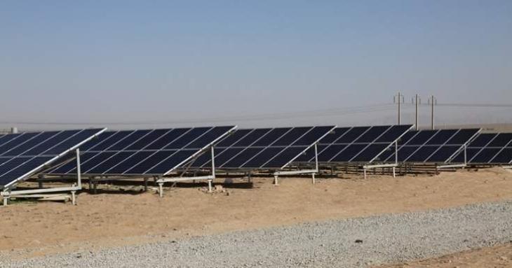 Iran launches 10 MW solar power plant in Fars province