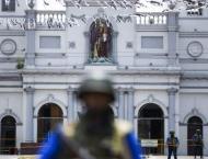 Catholic services remain canceled in Sri Lanka following terroris ..
