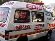 Woman killed, another injured in separate incidents in Sargodha  ..