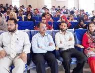 Research seminars held at Shah Abdul Latif University (SALU)