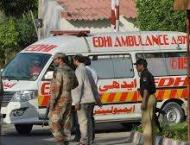 Woman among 2 killed in road accidents in Sarghoda