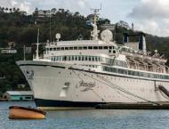 Curacao vows to stop measles spreading from Scientology ship