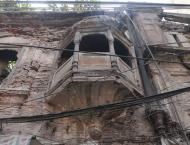 Historic buildings to be restored on priority