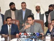 PTI govt implementing agenda of public service:   Farrukh Habib