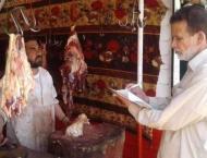 Five butchers arrested for profiteering