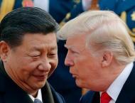 'No need to rush' on China trade talks: President Donald Trump