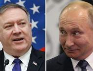 Pompeo to meet Putin on Russia visit: State Department