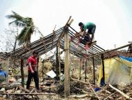 Indian cyclone death toll rises, anger grows