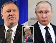 Putin-Trump Meeting at G20 Summit in Osaka Could Be Discussed at  ..