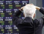Tokyo stocks close down for seventh straight session 14 May 2019