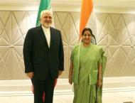 Iran's Top Diplomat to Visit New Delhi for Talks With Indian Coun ..