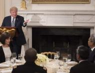 Trump hosts iftar dinner at White House