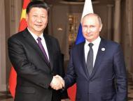 China, Russia to strengthen strategic partnership: top diplomats ..