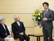 Japanese Prime Minister Shinzo Abe Says Trump to Meet Families of ..