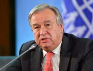 UN chief calls for solidarity to extinguish 'wildfire' of hate sp ..