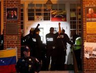 US Police May Arrest Protectors of Venezuela's Embassy in Washing ..