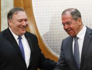 Pompeo Says Talks With Lavrov Good Step Towards Improving US-Russ ..